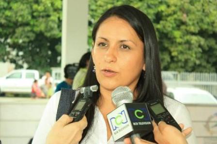 Deccy Ibarra - Presidenta Eejcutiva de la Cámara de Comercio del Putumayo