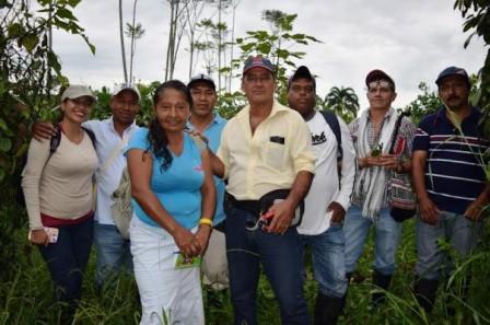 Ellos hacen parte del grupo de 53 personas que se benefician del convenio entre el SENA y la empresa petrolera Amerisur.