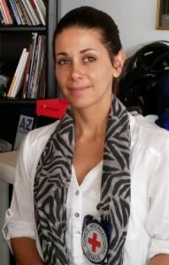 Maria Mercedes Rodriguez - Delegada Jefe de Oficina CICR en Putumayo