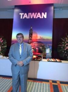 ALCALDE JORGE CORAL, EN ACTO DIPLOMATICO DE LA REPUBLICA DE CHINA TAIWAN