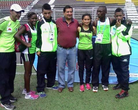 SUPERATE ATLETISMO IBAGUE