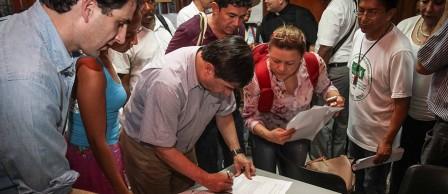 firma ministro