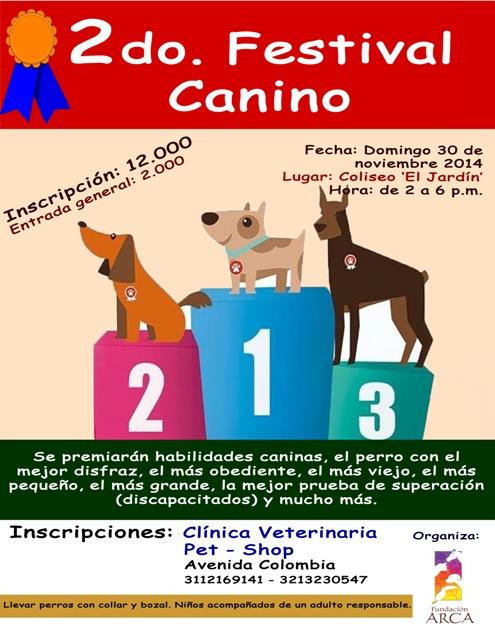 3festival canino