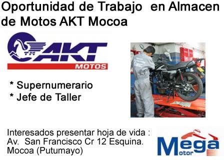 AKT Motors Mocoa - Nov 2014-2