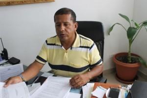 Miguel Angel Rubio - Alcalde de Puerto Leguízamo