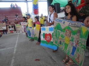 NNA dan sus mensajes para Colombia