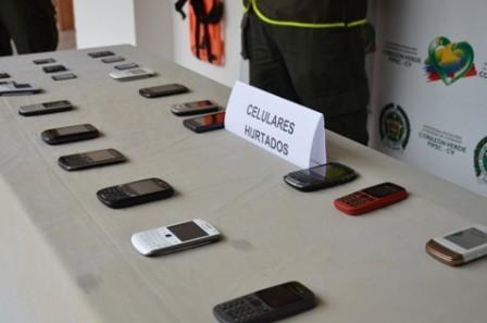 celulares recuperados