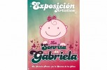 """Exposición Artística: """"La Sonrisa de Gabriela"""""""
