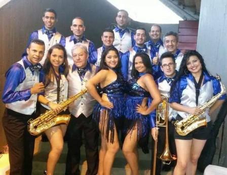 Orquesta Riversay - Foto : Facebook