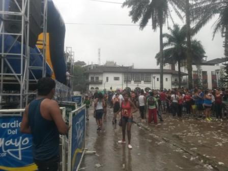 Carnaval del Agua en Mocoa