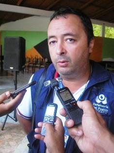 Diego F. Gutierrez - Defensor del Pueblo