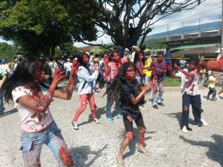 Desfile del Carnaval de Mocoa – 6 de Enero de 2015