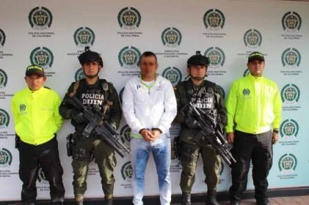 Los socios que las Farc encontraron en Putumayo La primera vez que las autoridades intentaron detener a Héctor Bastidas, quien entonces tenía orden de captura por homicidio, fue en 2010. Se voló. / Foto: Policía