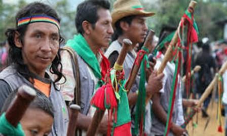 comunidades indígenas del putumayo