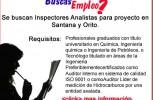 Oportunidad de trabajo en Santana y Orito