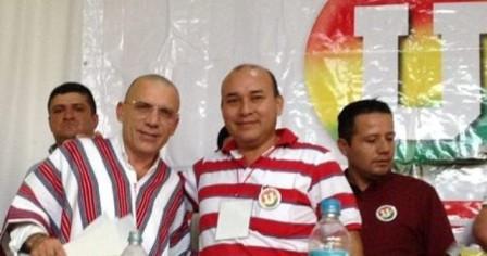 Sen. Roy Barreras - Hugo Gil Perez