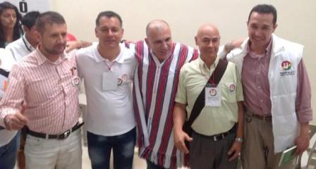 Franklin Benavides - John Mario Muñoz - Roy Barreras - Fernando Matuk - Fernando Ochoa