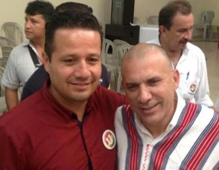 Javier Cerón - Candidato Alcaldía de Mocoa Sen. Roy Barreras - Codirector Partido de la U