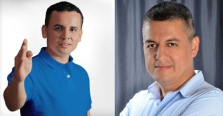 Mauricio Apraez - Germán Ortíz