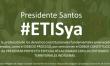 Se lanzó campaña #ETISya en Colombia!