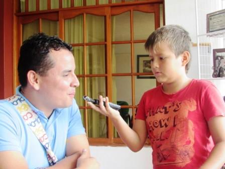 Mauricio Apraez. Entrevista Samuel David Arenas O.
