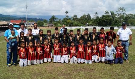 Nuevamente los niños, niñas y adolescentes del Putumayo, acudirán a la cita deportiva de los Juegos Supérate 2105. Foto Indercultura.