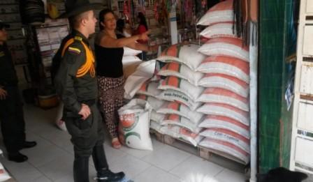 Gestión de productos agrícolas para proyectos productivos en Puerto Asís