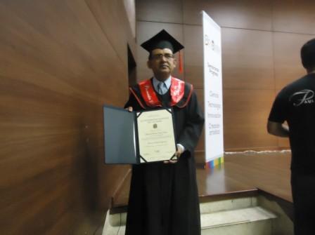 Dr. Fabian Castro
