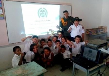 CAMPAÑA EDUCATIVA PARA EL DÍA DE LOS HUMEDALES Y PREVENCIONES PARA EL CONTROL BIOLÓGICO EN VILLA GARZÓN