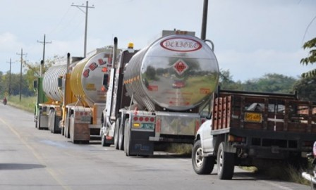transporte petroleo