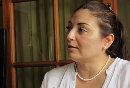 Vilma Zapata - Diputada Liberal