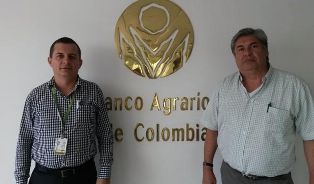 Subgerencia de la Regional Sur del Banco Agrario visita al Putumayo