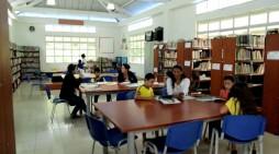 Biblioteca Valle del Guamuez, La Hormiga, Putumayo, ganadora del Premio Nacional de Bibliotecas 2014