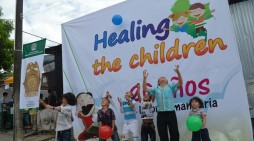 Healing the Children llegará a transformar sonrisas