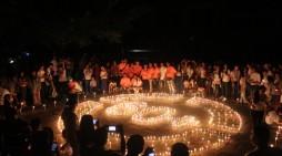Mocoa celebró La Hora del Planeta 2015