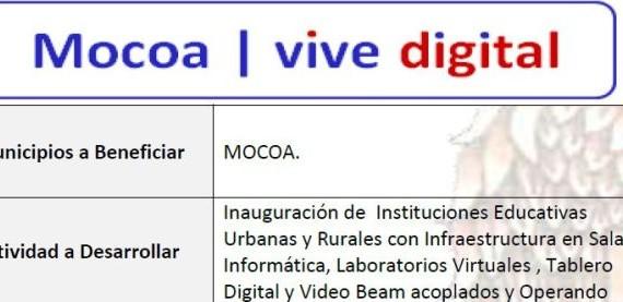 Fortalecimiento de los canales de Información de la comunidad Educativa de la ciudad de Mocoa