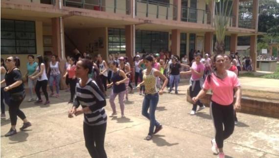 Jornada de Bienestar y Deportiva del Cread Mocoa – Universidad del Tolima
