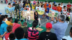 """Triunfó el deporte, la cultura y la integración durante la jornada """"Juega por la Vida"""" en la Hormiga Putumayo"""