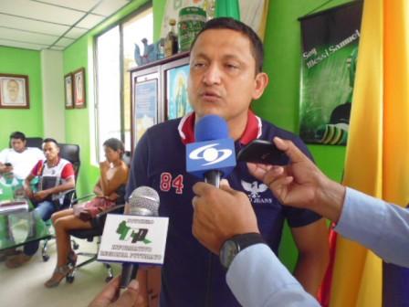 Boanerges Rosero - Alcalde de Puerto Caicedo (P)