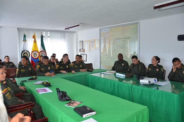 Policía en el Putumayo pone en marcha el Sistema de Información Estadística Delincuencial, Contravencional y Operativa