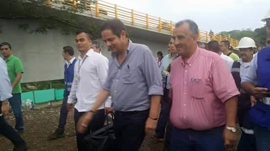 Con el Puente Santa Ana se abre una nueva etapa para el desarrollo de Puerto Asís: Alcalde José Ricardo Burbano