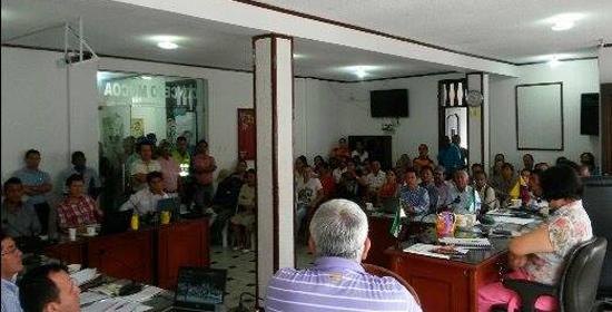 En Mocoa investigan supuesta venta de una calle