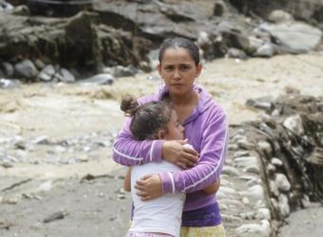 Uno de cada 4 colombianos es víctima de desastres naturales