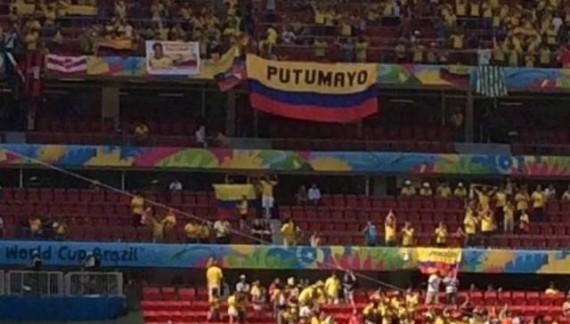 Putumayo en la Copa América – Chile 2015