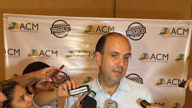 Ministro Vallejo. Foto: Caracol Radio