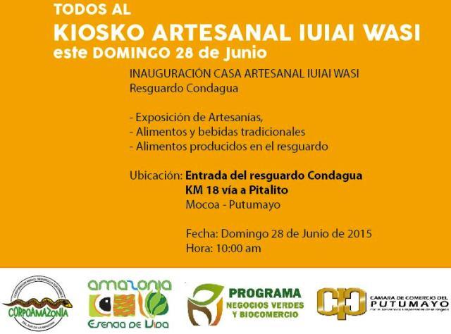 Invitación Kiosko IUIAI