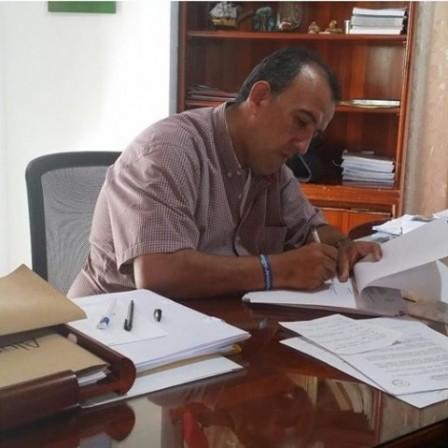ALCALDE DE PUERTO ASIS, INGENIERO JOSE RICARDO BURBANO.  (1)