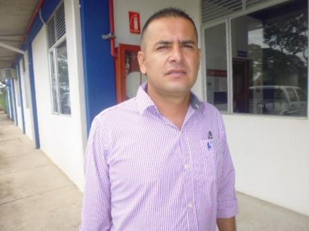 Edison Mora - Alcalde de Puerto Guzmán