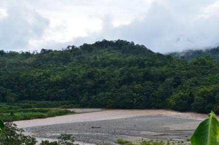 Río Caquetá - Bota Caucana. Foto : CRIC