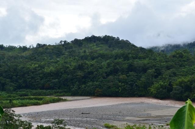 Hasta el momento no se presenta represamiento sobre el río Caquetá; Corpoamazonía